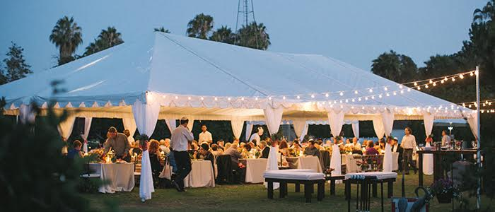 Party rentals in Anaheim, Fullerton CA, Yorba Linda, Brea California,