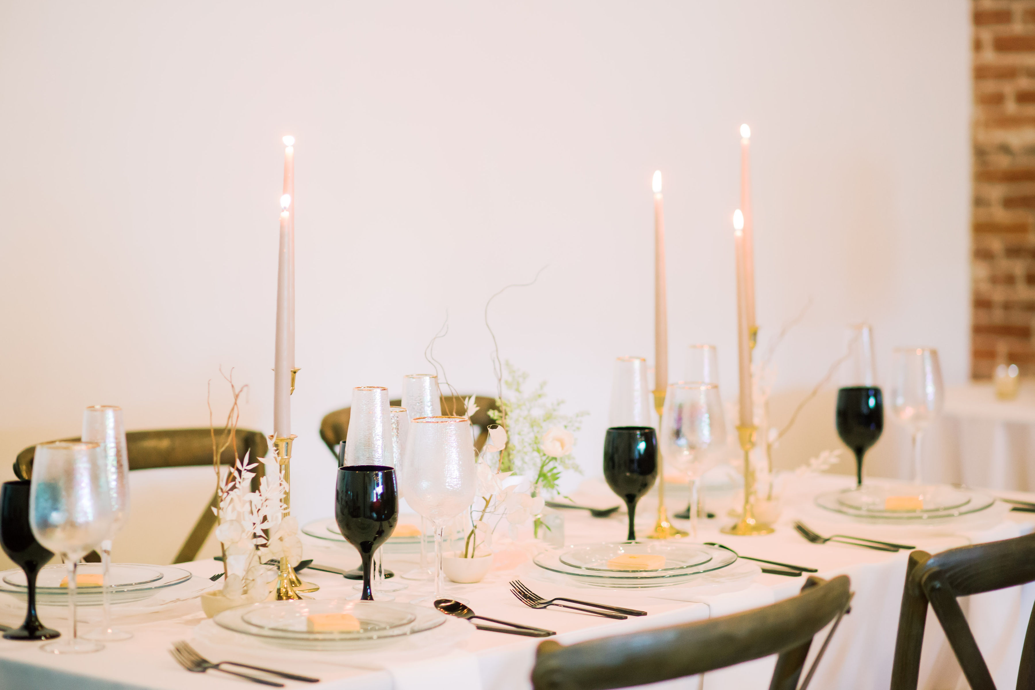 Dinner Party Styled Shoot Image 1