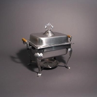 Rental store for 4QT CHAFING DISH   SQUARE in Orange County CA