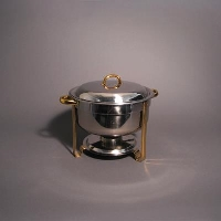 Rental store for 8QT ROUND CHAFING DISH in Orange County CA
