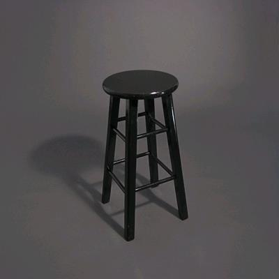 Where to find BLACK WOOD BAR STOOL in Orange County