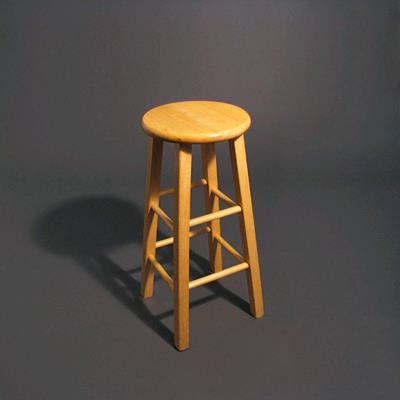 Where to find NATURAL WOOD BAR STOOL in Orange County