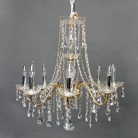 Rental store for CRYSTAL CHANDELIER in Orange County CA