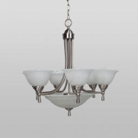 Rental store for PEWTER CHANDELIER in Orange County CA