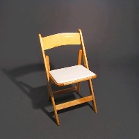 Rental store for NATURAL WOOD CHAIR in Orange County CA