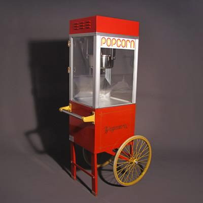 Where to find POPCORN POPPER WITH CART in Orange County