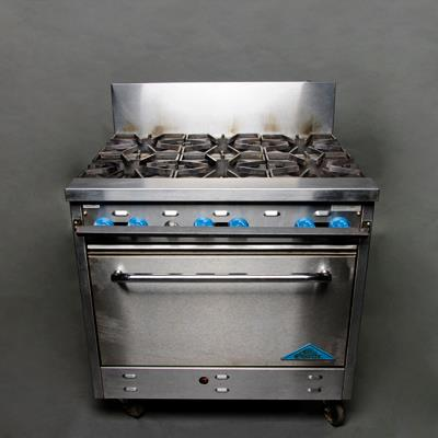 Where to find SIX BURNER STOVE WITH OVEN in Orange County