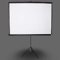 Rental store for PROJECTOR SCREEN, 7  X 7 in Orange County CA