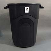 Rental store for TRASH CAN WITH LINER in Orange County CA