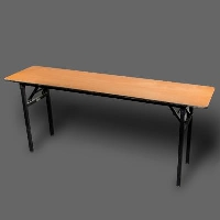 Rental store for CONFERENCE TABLE 6 X18 in Orange County CA