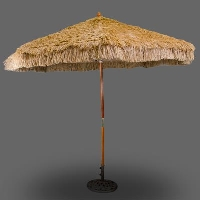 Rental store for 8  TIKI UMBRELLA in Orange County CA