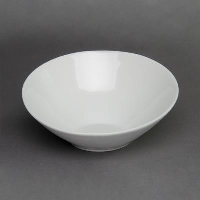 Rental store for 13  WHITESLANTED SERVING BOWL in Orange County CA