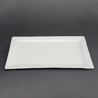 Rental store for 11X17 CHINA RECTANGULAR PLATTER in Orange County CA