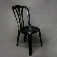 Rental store for BLACK CAFE CHAIR in Orange County CA