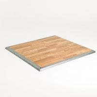 Rental store for 4  X 4  LAMINATE OAK DANCE FLOOR SEC in Orange County CA