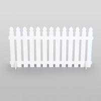 Rental store for PICKET FENCE, 5ft SECTION in Orange County CA