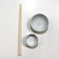 Rental store for PLASTIC CHOPSTICKS, IVORY, PAIR in Orange County CA