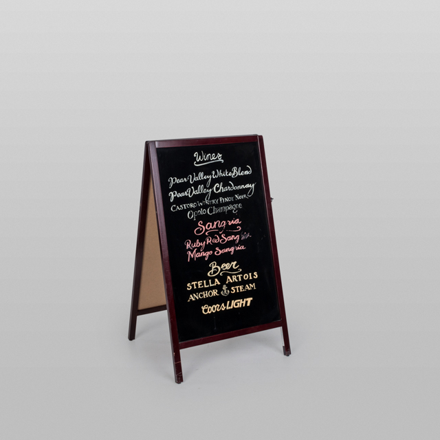 Where to find CHALKBOARD in Orange County