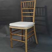 Rental store for NATURAL CHIAVARI CHAIR in Orange County CA