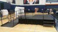 Rental store for 24  STAGE RAMP CURVED in Orange County CA