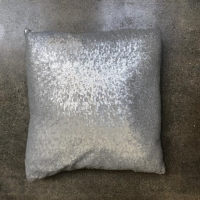 Rental store for PILLOW, SILVER SEQUIN in Orange County CA
