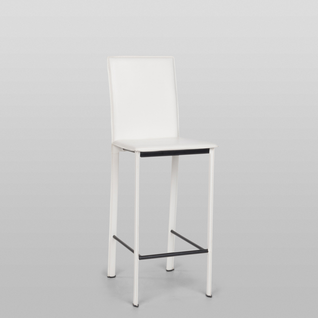 Where to find WHITE VINYL BAR STOOL in Orange County