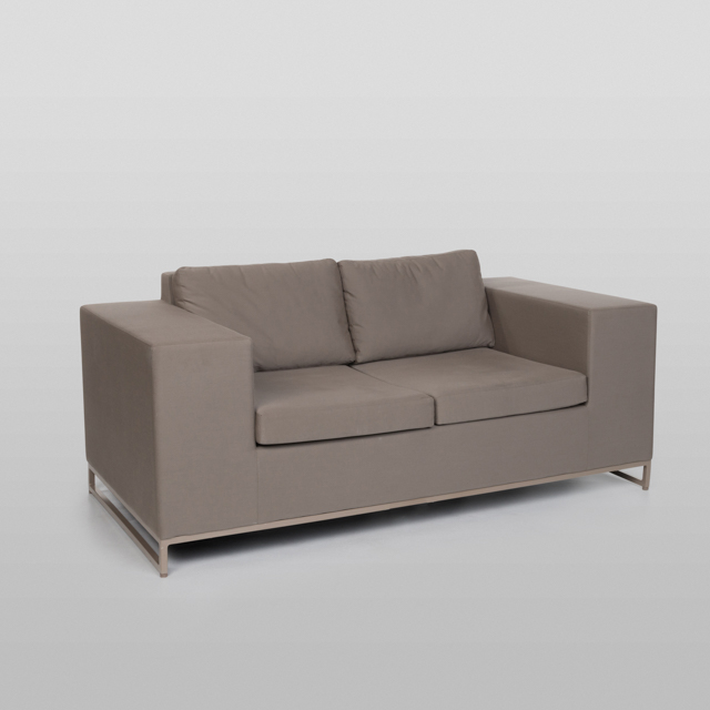 Where to find SOUTH BEACH SUNBRELLA LOVESEAT, TAUPE in Orange County