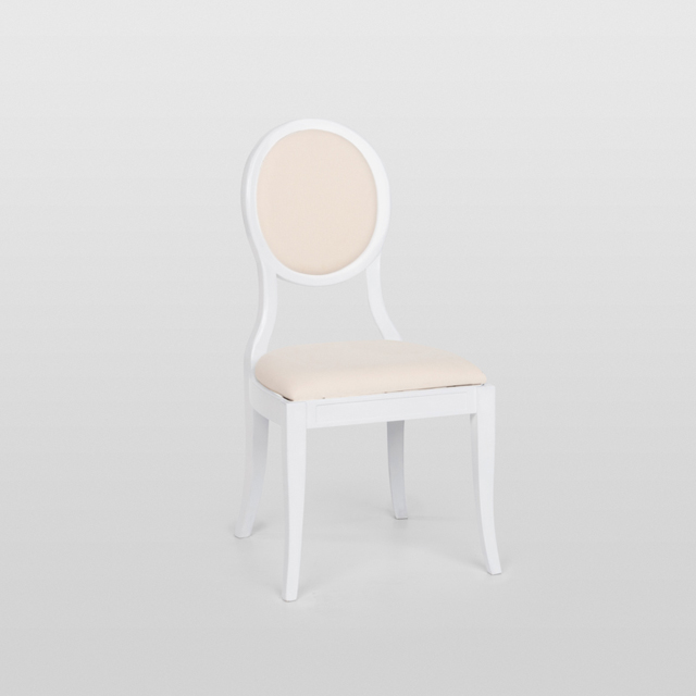 Where to find DECO CHAIR, WHITE FRAME in Orange County