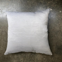 Rental store for PILLOW, SILVER STRIPE in Orange County CA