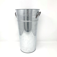 Rental store for GALVANIZED VASE, MEDIUM in Orange County CA