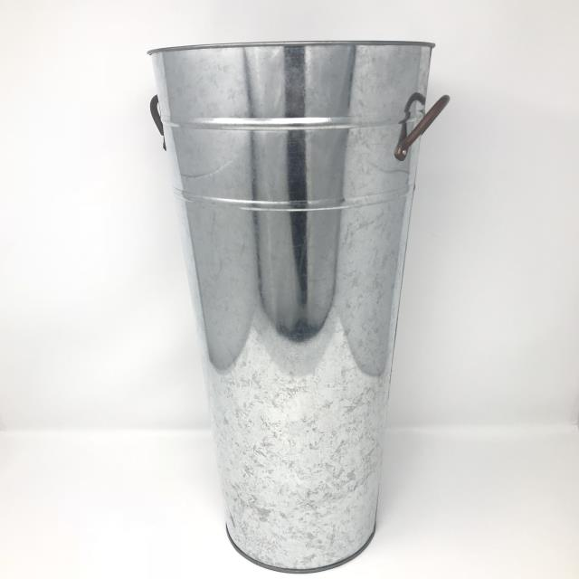 Where to find GALVANIZED VASE, LARGE in Orange County