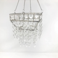 Rental store for MINI CRYSTAL CHANDELIER in Orange County CA