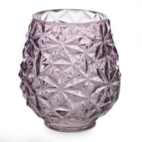 Rental store for VIOLA VASE CANDLEHOLDER VIOLET, SMALL in Orange County CA