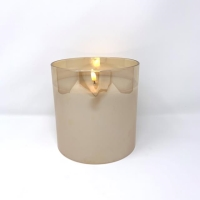 Rental store for POURED CANDLE, CHAMPAGNE GLASS, SMALL in Orange County CA