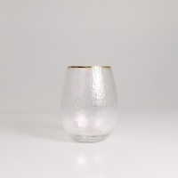 Rental store for CELINE STEMLESS 16OZ, GOLD TRIM in Orange County CA