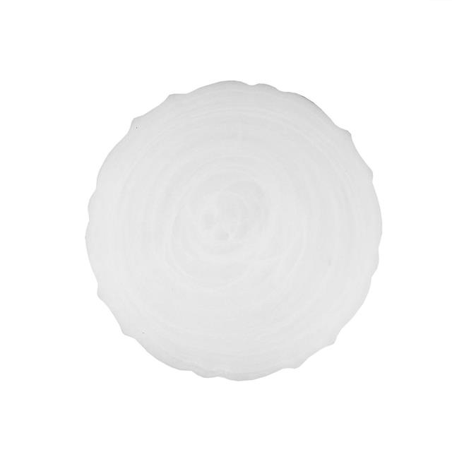 Where to find ALABASTER SCALLOP WHITE CHARGER, GLASS in Orange County