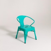 Rental store for KIDS METAL BLAKE CHAIR, TEAL in Orange County CA