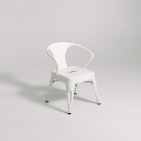 Rental store for KIDS METAL BLAKE CHAIR, WHITE in Orange County CA