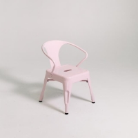 Rental store for KIDS METAL BLAKE CHAIR, PINK in Orange County CA