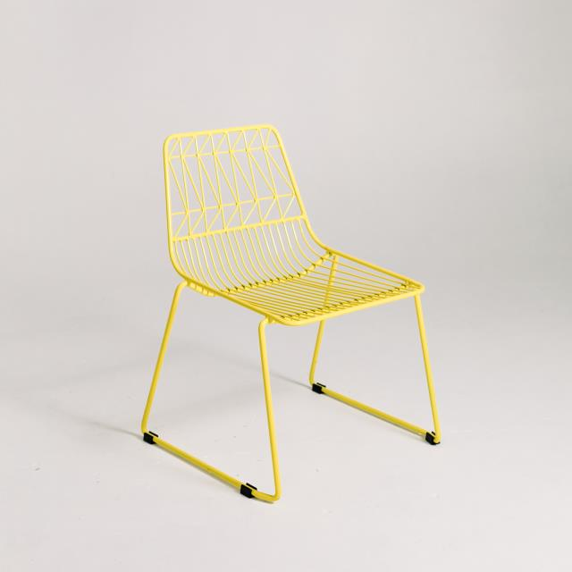 Where to find KIDS GWEN CHAIR, YELLOW in Orange County