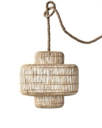 Rental store for RATTAN CHANDELIER in Orange County CA