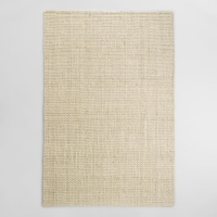 Rental store for BLEACHED JUTE  RUG, 6  X 9 in Orange County CA