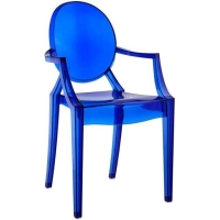 Rental store for KIDS GHOST CHAIR, BLUE in Orange County CA