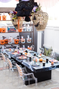 Rental store for ARLO KIDS TABLE, BLACK in Orange County CA