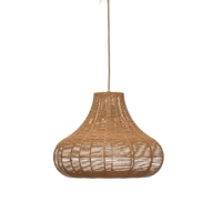 Rental store for WOVEN PENDANT LAMP, NATURAL in Orange County CA