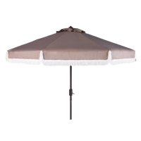 Rental store for 9  FRINGE UMBRELLA, GREY in Orange County CA