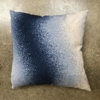 Rental store for PILLOW, BLUE OMBRE in Orange County CA