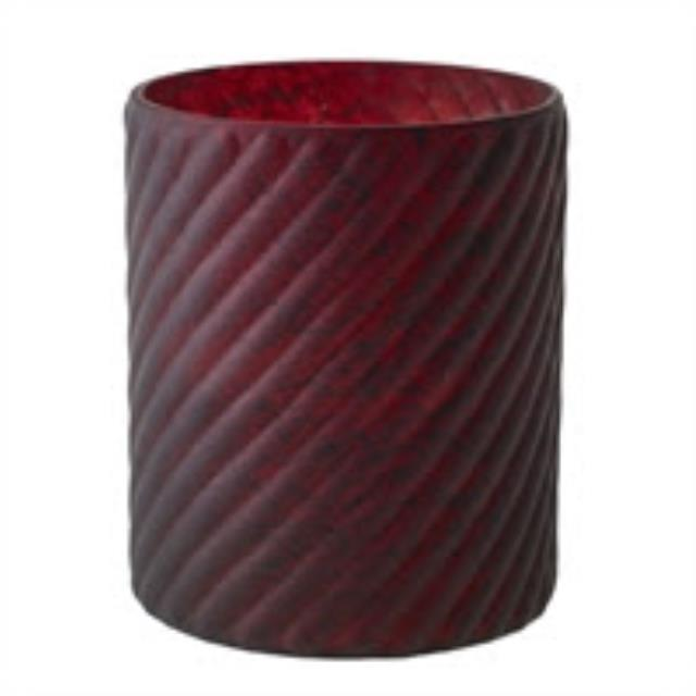 Where to find CRANBERRY VASE CANDLE HOLDER, SHORT in Orange County
